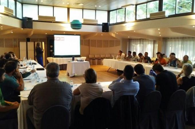 Puesta de largo de BNI Networking Pamplona