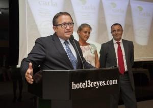 Carla Royo Hotel 3 Reyes