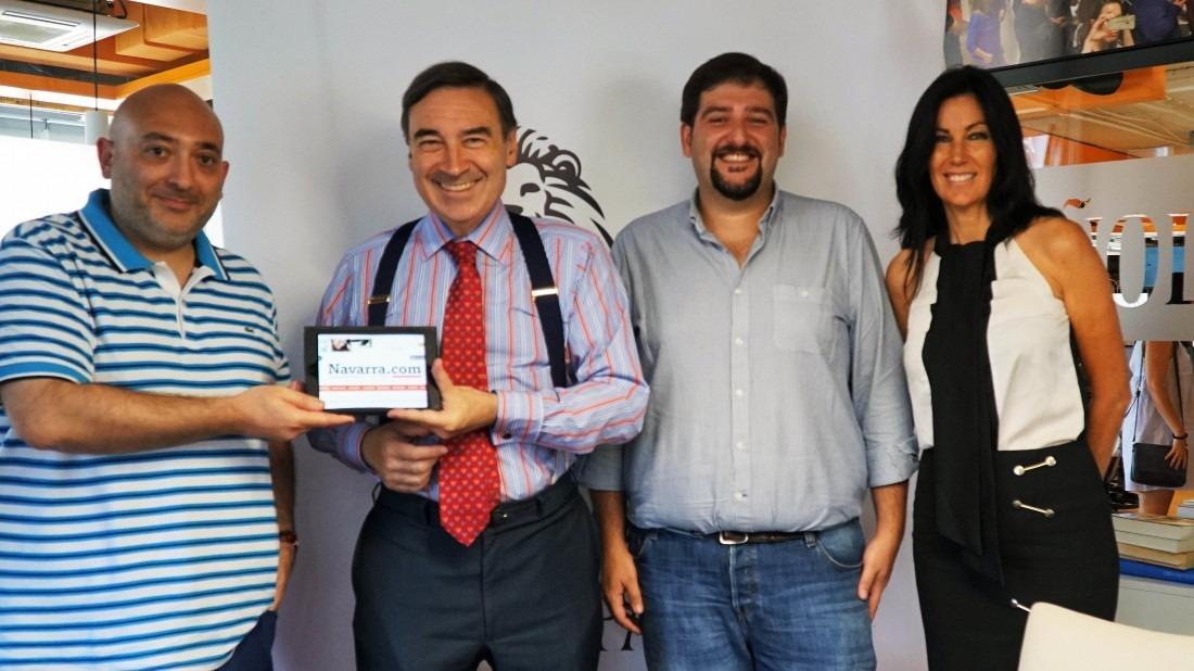 Navarra.com Ignacio Murillo El Español