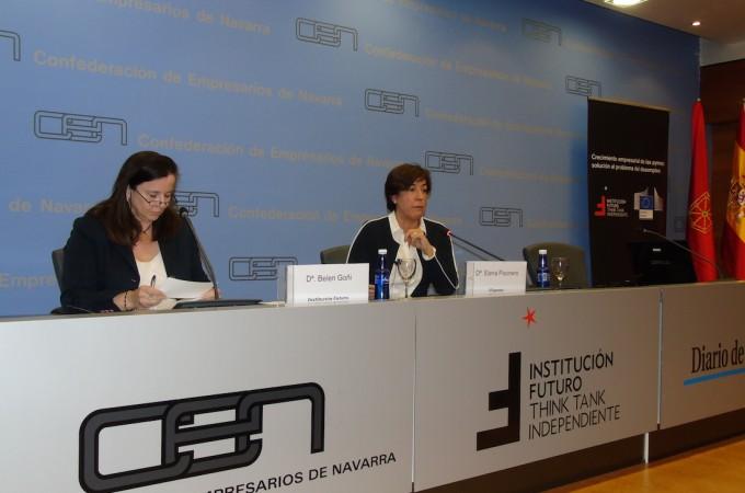 """Elena Pisonero: """"Necesitamos más empresas medianas para que la economía sea fuerte"""""""