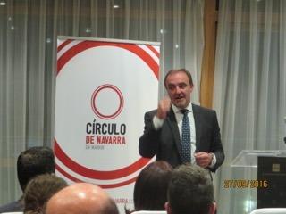 Javier Esparza Círculo Madrid