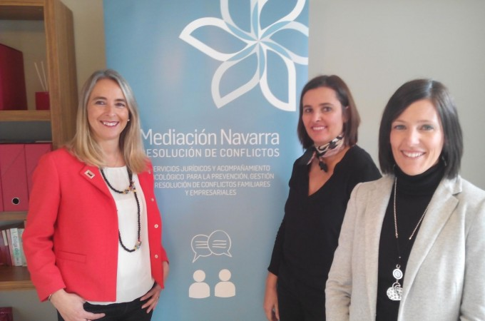 Mediación Navarra inicia un ciclo sobre resolución de conflictos en empresas