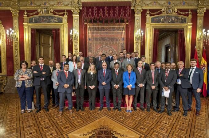 Navarra acoge una misión comercial del sector eólico de la India