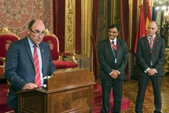 Misión comercial India eólica en Navarra