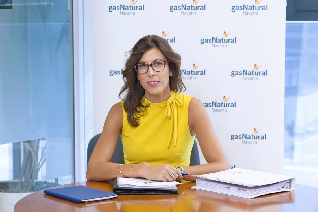 María Miró Gas Navarra
