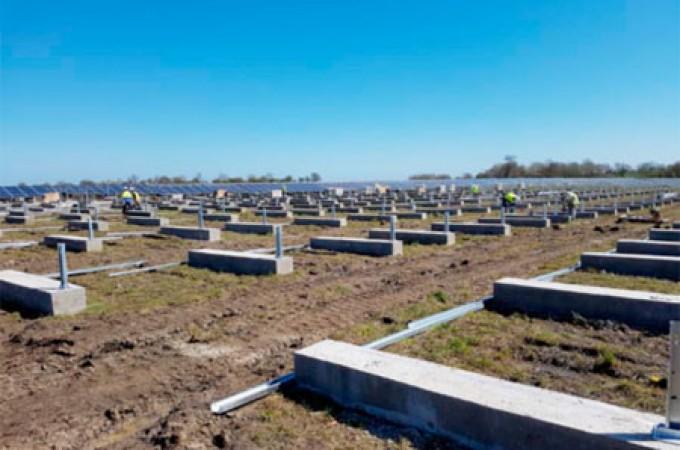 OPDE inicia las obras de su próxima central fotovoltaica en Inglaterra