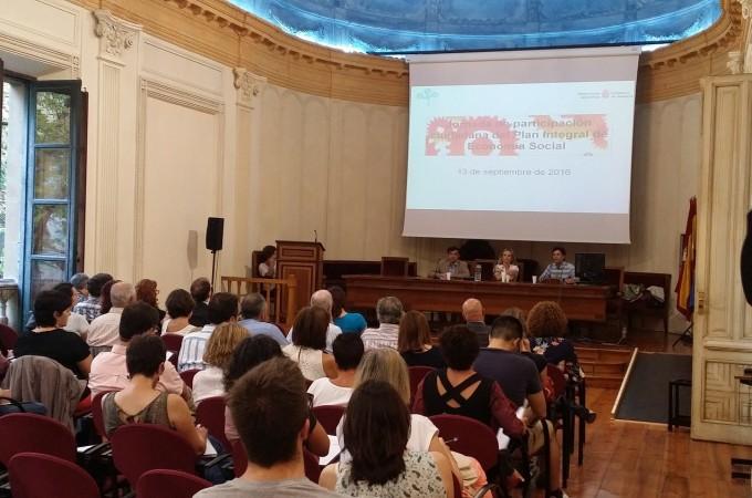 Navarra pretende aumentar un 20% el empleo de Economía Social