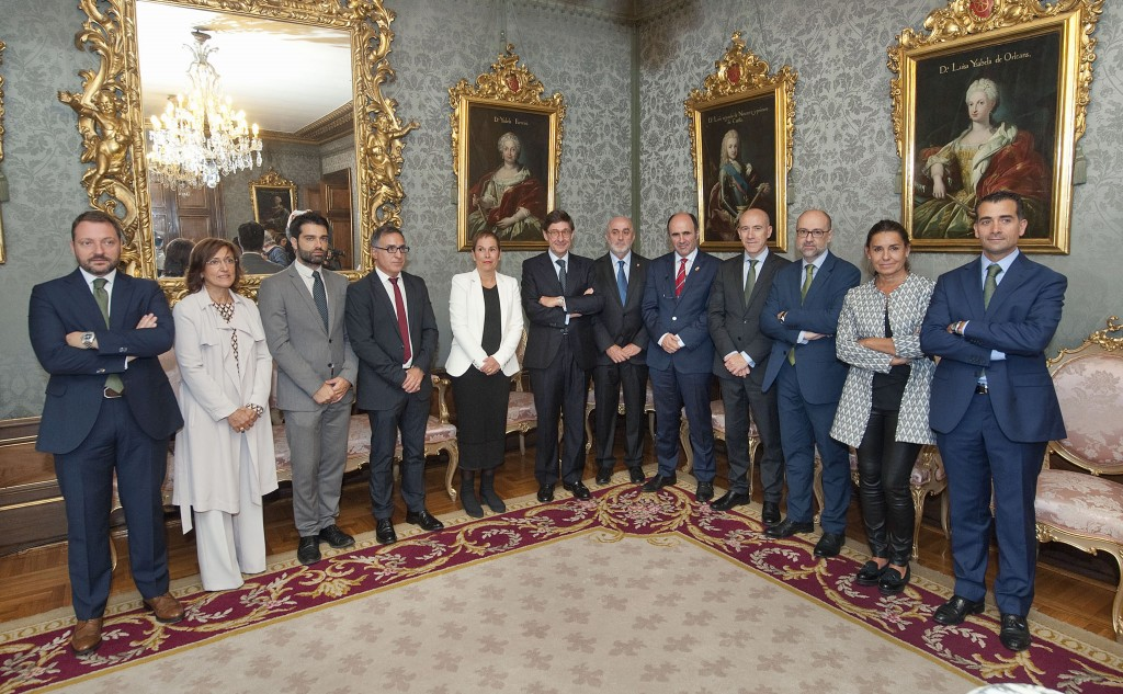 Acuerdo Bankia - Gobierno de Navarra