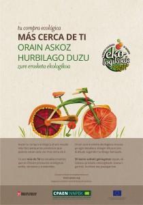 Campaña productos ecológicos