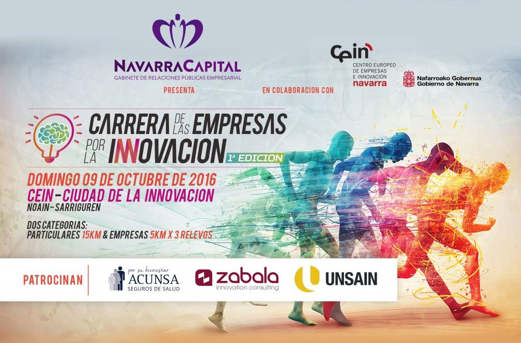 Presentación I Carrera de Empresas por la Innovación