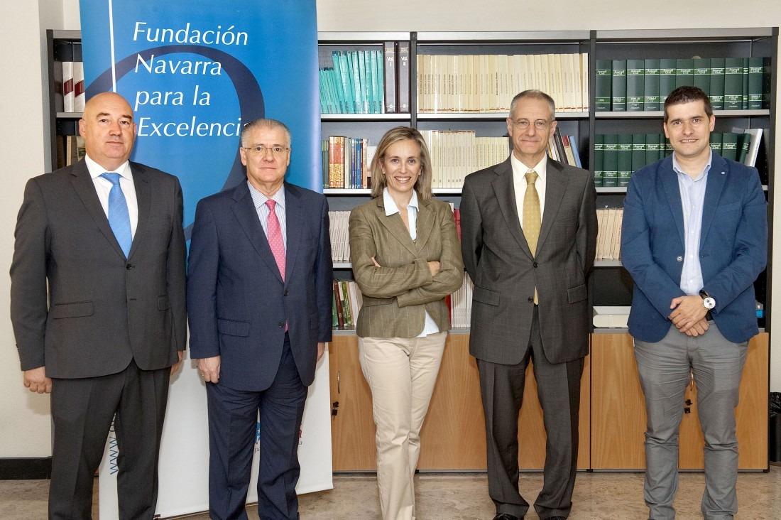 Izaskun Goñi, mejora gestión empresarial