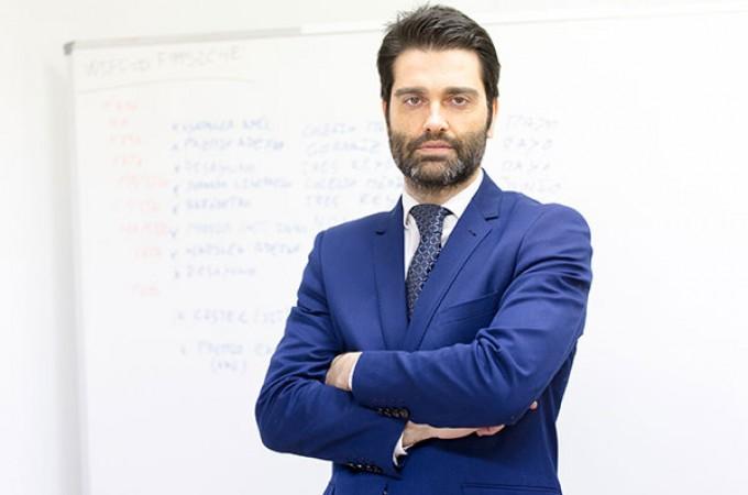Jorge Labarta, nuevo Director del Centro de Empresas de Bankia en Navarra