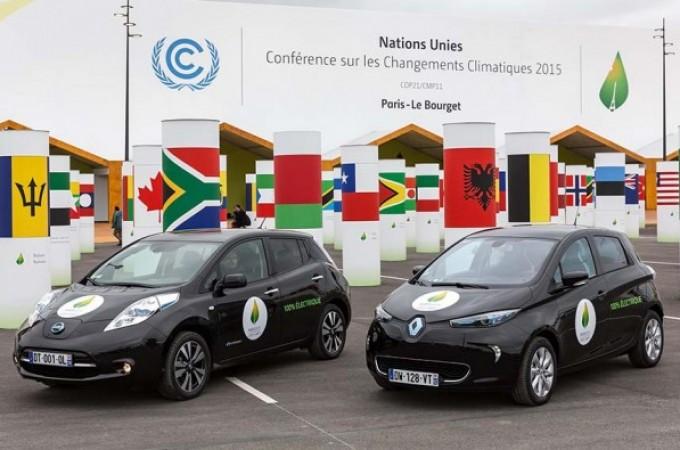 Alianza Renault-Nissan, líder mundial de vehículos eléctricos