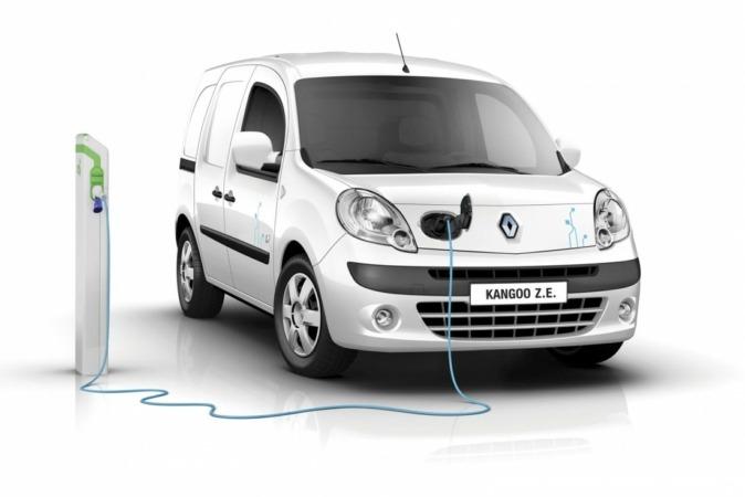 Renault Kango eléctrico