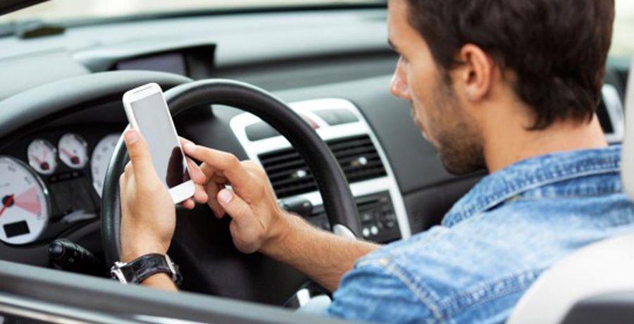 Toyota uso móvil