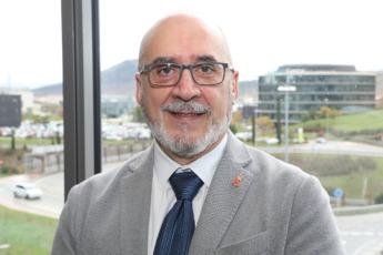 El consejero de Universidad, Innovación y Transformación Digital, Juan Cruz Cigudosa. (Foto: Javier Ripalda).