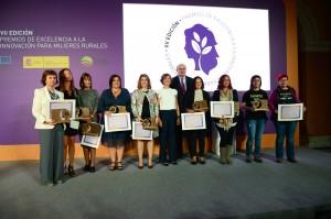 Ernaizu Premio Excelencia en Mujeres Rurales