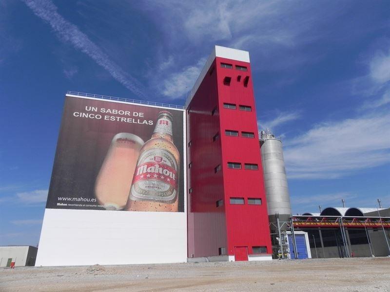 factoría Mahou San Miguel