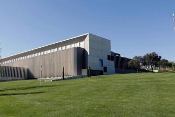 Edificio Amigos de la Universidad de Navarra.