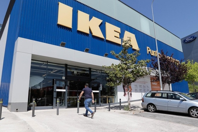 Punto de entrega de Ikea