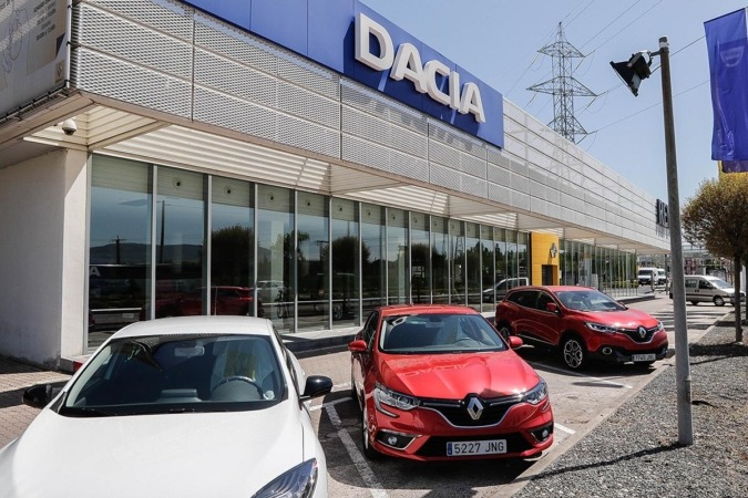 Concesionario Dacia de Renault