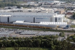 Planta de Volkswagen Navarra