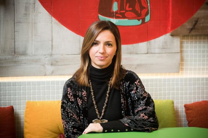 Imagen de Ana Callol, directora corporativa de Relaciones Institucionales, Comunicación y Sostenibilidad de Coca Cola European Partners (CCEP) Iberia