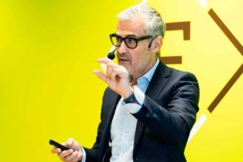El director de Banca Digital de Bankia, Félix Uriarte.