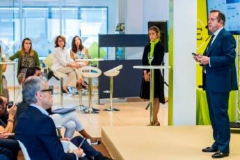 Fernando Sobrini, director general adjunto de Banca de Particulares de Bankia