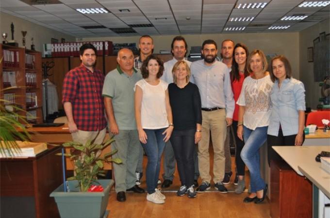 CONSEUR 2000 estrena oficinas en Pamplona