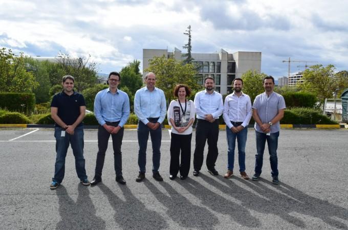 Pamplona, sede del proyecto europeo 'PowGeTEG'
