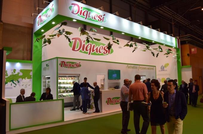 DIQUESÍ, nueva marca de vegetales Línea Verde