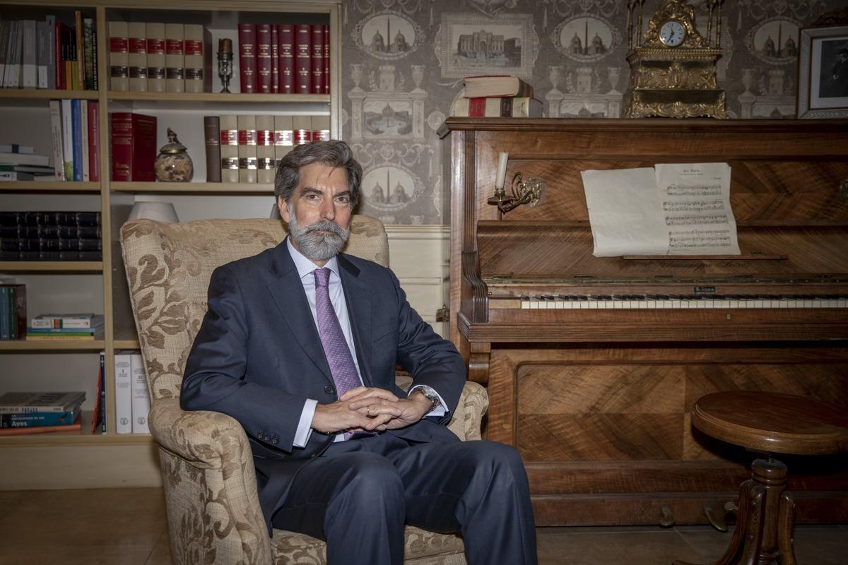 El embajador resalta la renovada relación estratégica que existe entre España y Perú.