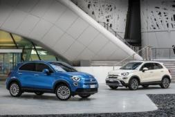 Imagen promocional del nuevo FIAT 500X