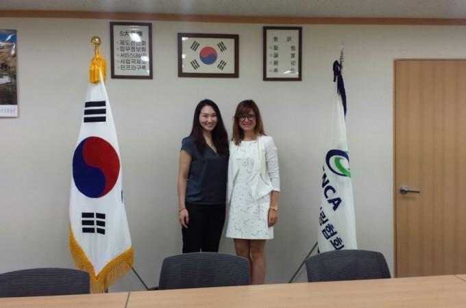 ANEC promueve la colaboración empresarial entre Navarra y Corea