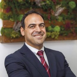 Óscar González, director de RRHH