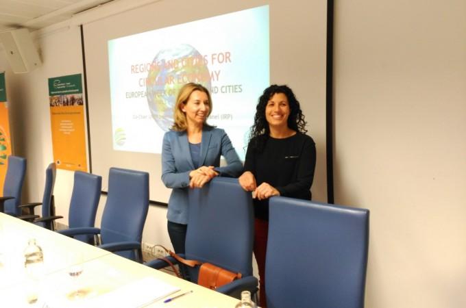Navarra presenta en Bruselas su estrategia diferenciada de Economía Circular