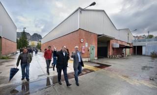Navarra destinará 7,8 M. € para dotar a Irurtzun con 145.000 m2 de nuevo suelo industrial