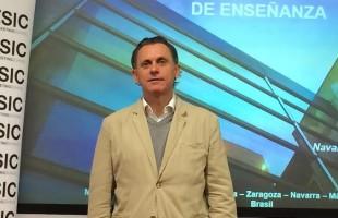 """Jacobo Parages: """"Las dificultades preparan a las personas para destinos extraordinarios"""""""