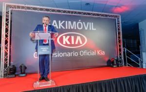 Nuevo concesionario KIA Sakimóvil
