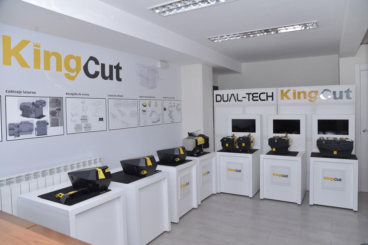 Kingcut-maquinas