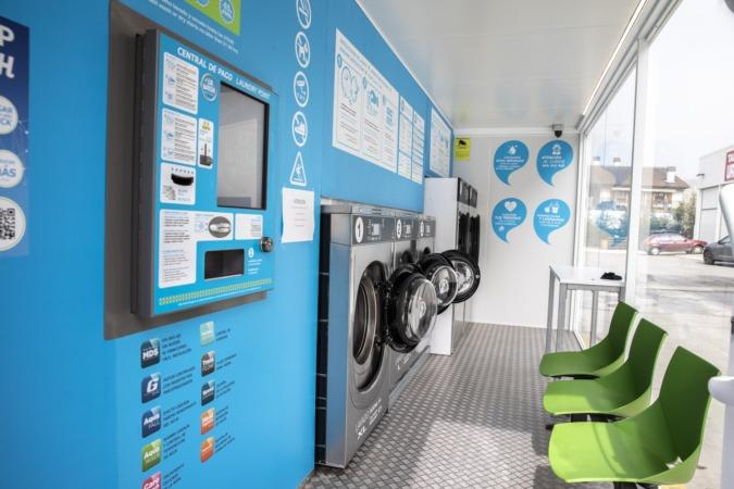 El propietario invirtió una suma importante en habilitar una lavandería y duchas, que iba a inaugurar justo antes de la pandemia.