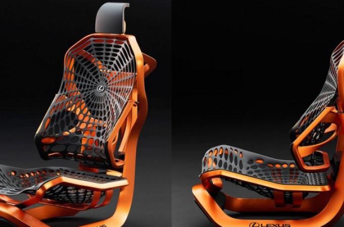 Nueva solución ergonómica de Lexus para sus vehículos