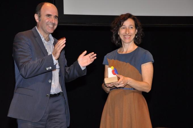 Belén Hernández (Grupo AN), premio AEDIPE Navarra 2016