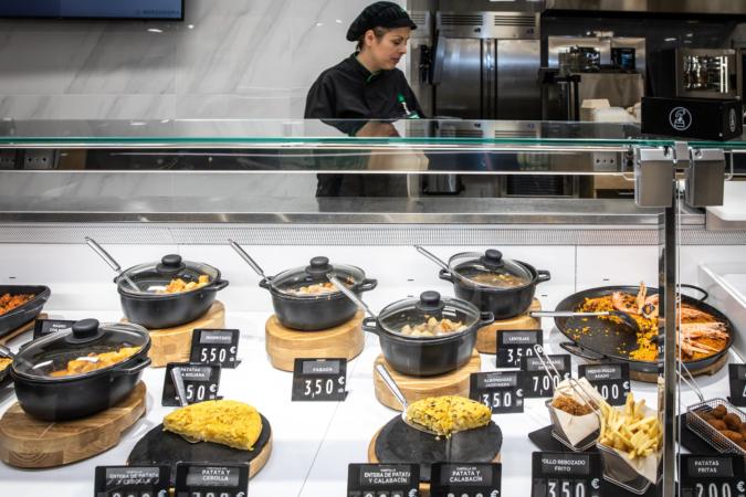 La oferta de Mercadona incluye numerosos platos a precios competitivos.