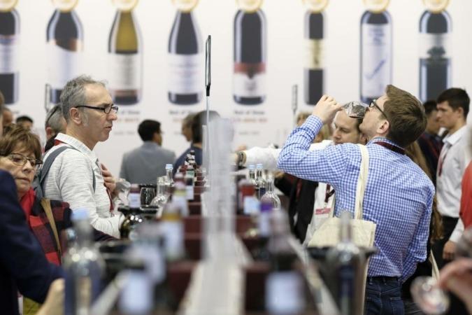 ProWein es la feria de referencia en el sector del vino.