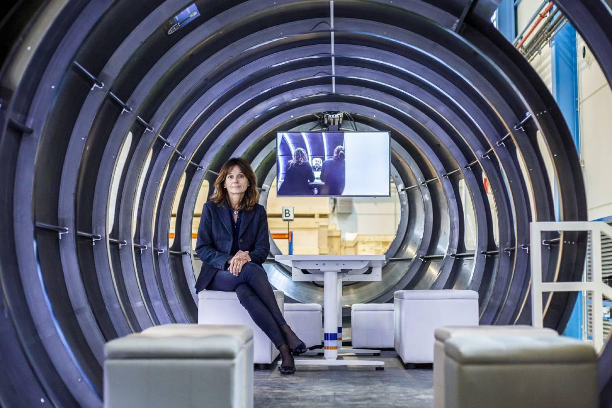Mientras Manuel se centra más en el área de innovación, ella dirige el día a día de la compañía.