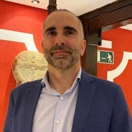 Javier Basabe, director general de Príncipe de viana.