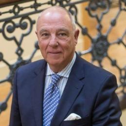 Javier Taberna, presidente de Cámara Navarra.
