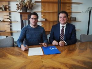 AJE Navarra convenio IVI Pamplona